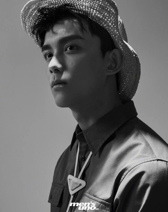 Leo Wu @ Men's Uno China April 2020