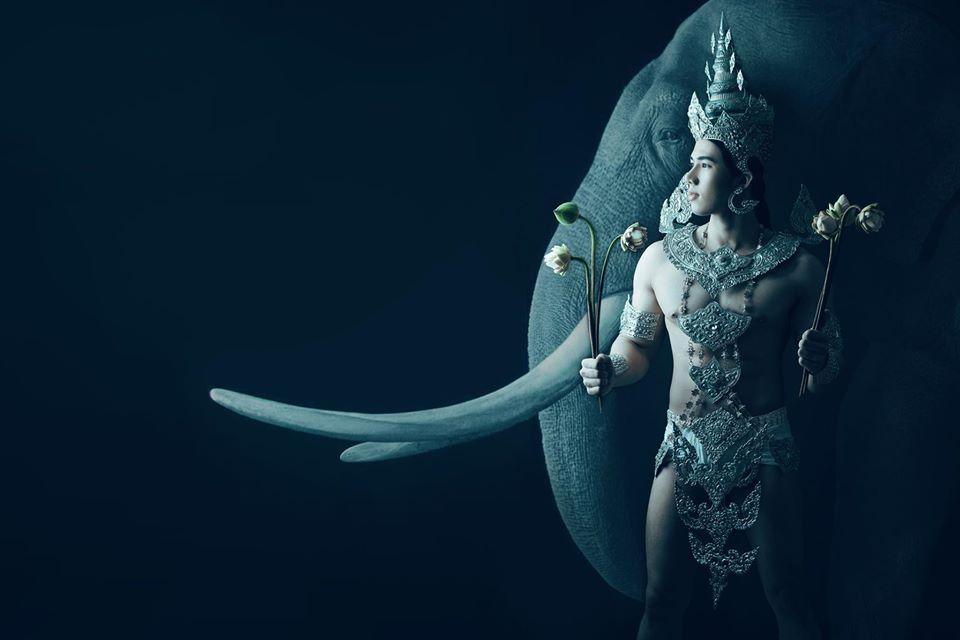 KHUN SANGKAN - The Lord of Songkran 2020 #Thailand