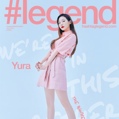 Yura @ Hashtag legend HK April 2020
