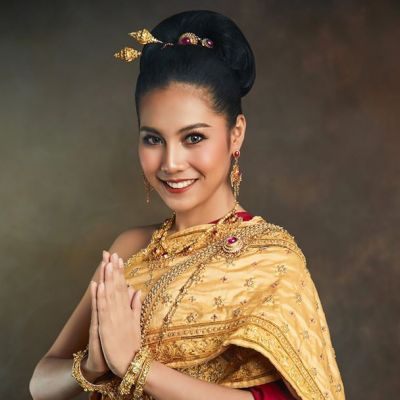 THAI DRESS, Thailand.