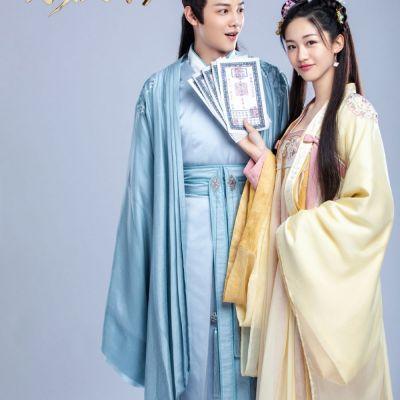 ละคร คุณชาย ข้าจะแต่งงานกับท่าน Gong Zi Wo Qu Ding Ni Le 《公子我娶定你了》 2020