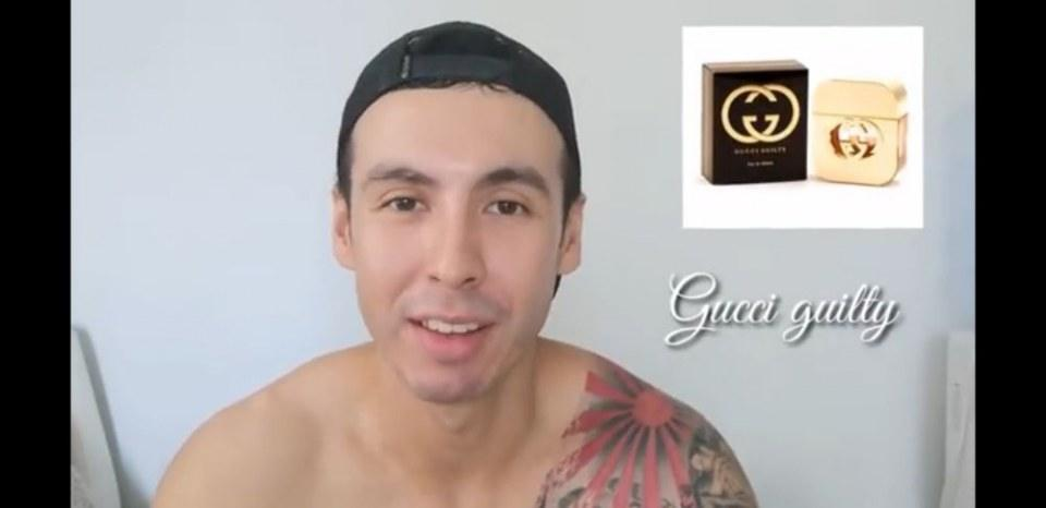 Gucci. Guilty