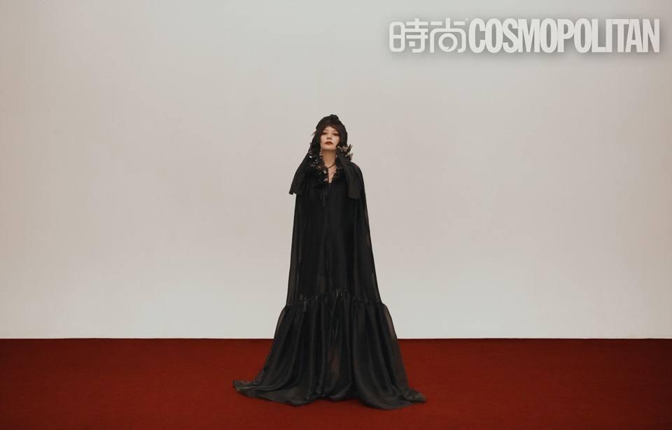 Zhao Wei @ Cosmopolitan China June 2020