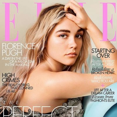 Florence Pugh @ Elle UK June 2020