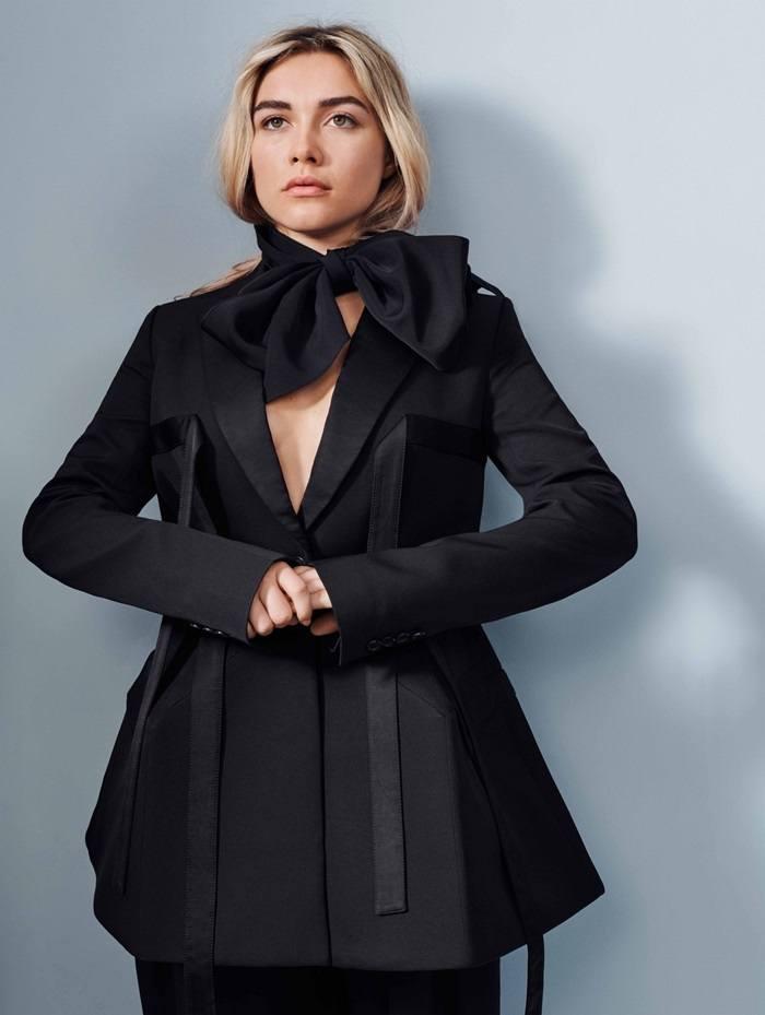 Florence Pugh @ Elle UK June 2020