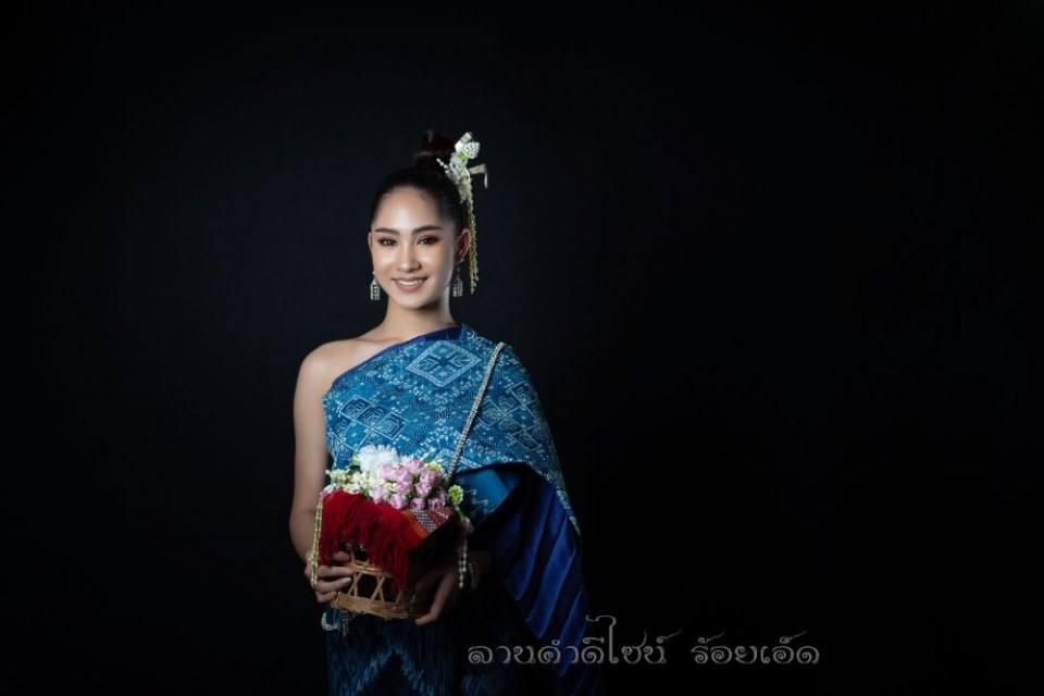 ชุดแต่งงานอีสาน (งานกินดอง), Thailand.