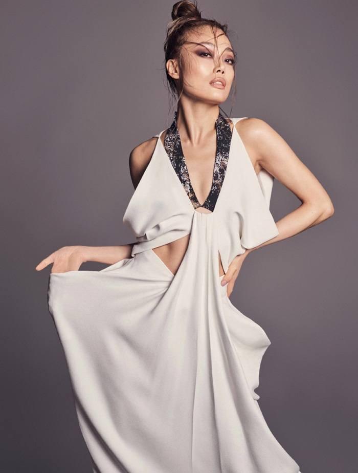 Joey Yung @ Vogue Hong Kong April 2020