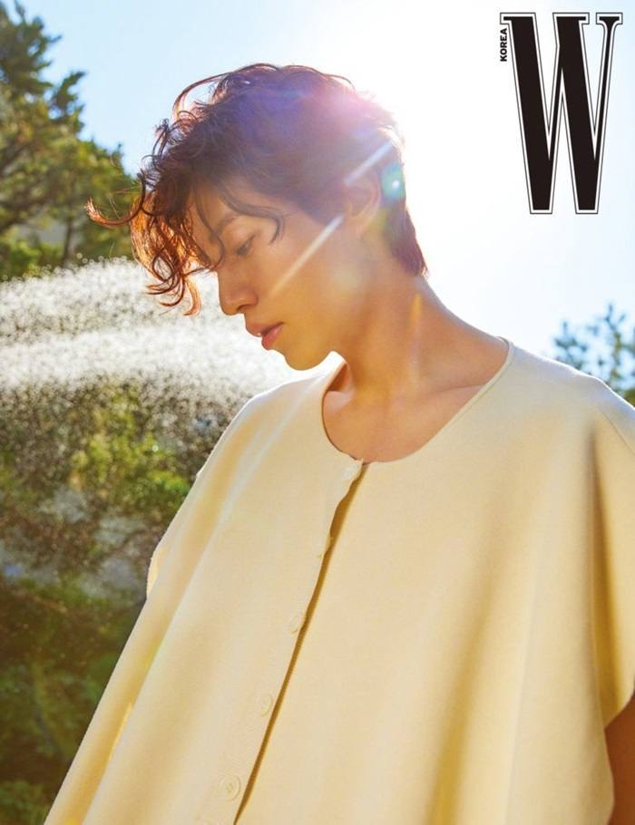 Lee Dong Wook @ W Korea June 2020