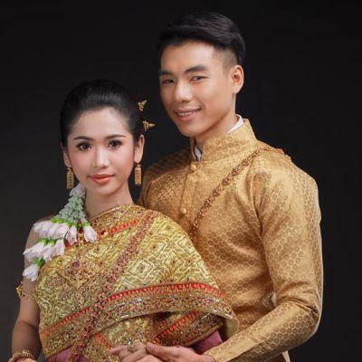 THAI NATIONAL COSTUME, Thailand.