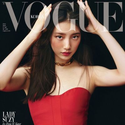 Suzy @ Vogue Korea June 2020
