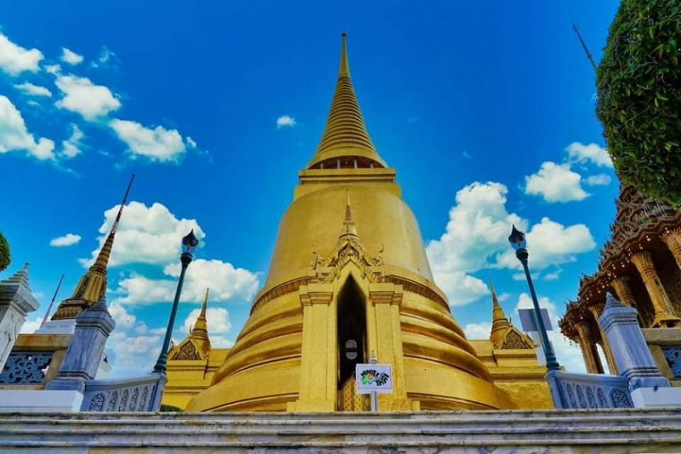 Royal Grand Palace and the Emerald Buddha Temple | Thailand.