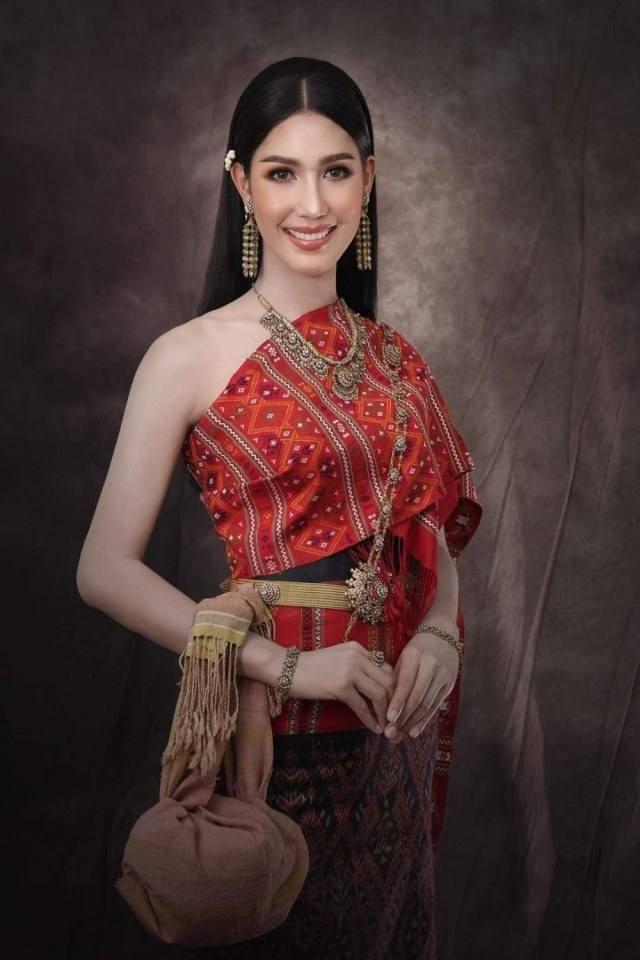 Thailand traditional outfit, Northeastern   นางไอ่คำ ตำนานอีสาน