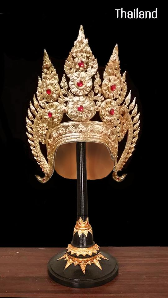 Thai headdress -Thai jewelry | Thailand