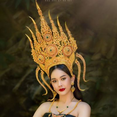 The love story of Pha Daeng and Nang Ai | Thailand