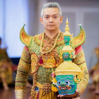 โขนพระราชทาน๒๕๖๒ สืบมรรคา | Khon masked dance drama in Thailand 🇹🇭 (๒)
