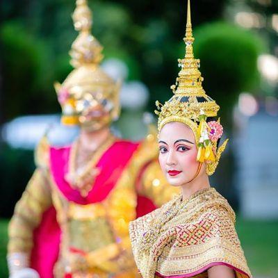 โขนพระราชทาน๒๕๖๒ สืบมรรคา | Khon masked dance drama in Thailand 🇹🇭 (๕)