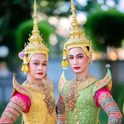 โขนพระราชทาน๒๕๖๒ สืบมรรคา | Khon masked dance drama in Thailand 🇹🇭 (๖)