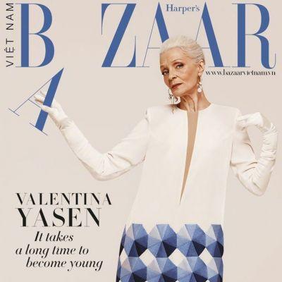 Valentina Yasen @ Harper's Bazaar Vietnam June 2020