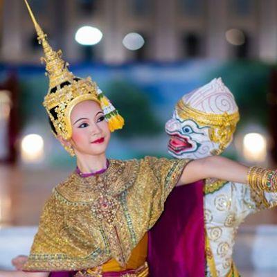 โขนพระราชทาน๒๕๖๒ สืบมรรคา | Khon masked dance drama in Thailand 🇹🇭 (๙)