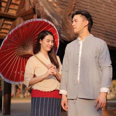 Thailand 🇹🇭 | ล้านนา - Lanna traditional costume