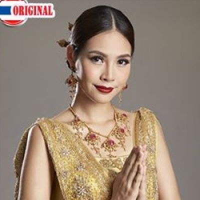 Thai National costume | copyright of Thai people. 🇹🇭