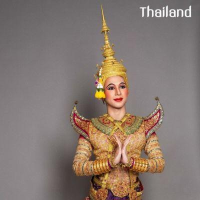 โขน   Khon masked dance drama in Thailand 🇹🇭 (๒)