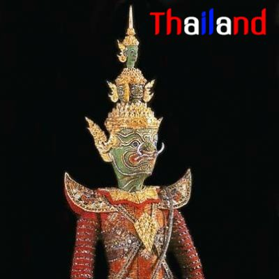 Thai puppetry - หุ่นละครเล็ก | Thailand 🇹🇭