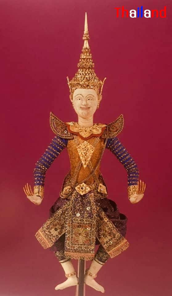 Thai puppetry - หุ่นละครเล็ก   Thailand 🇹🇭