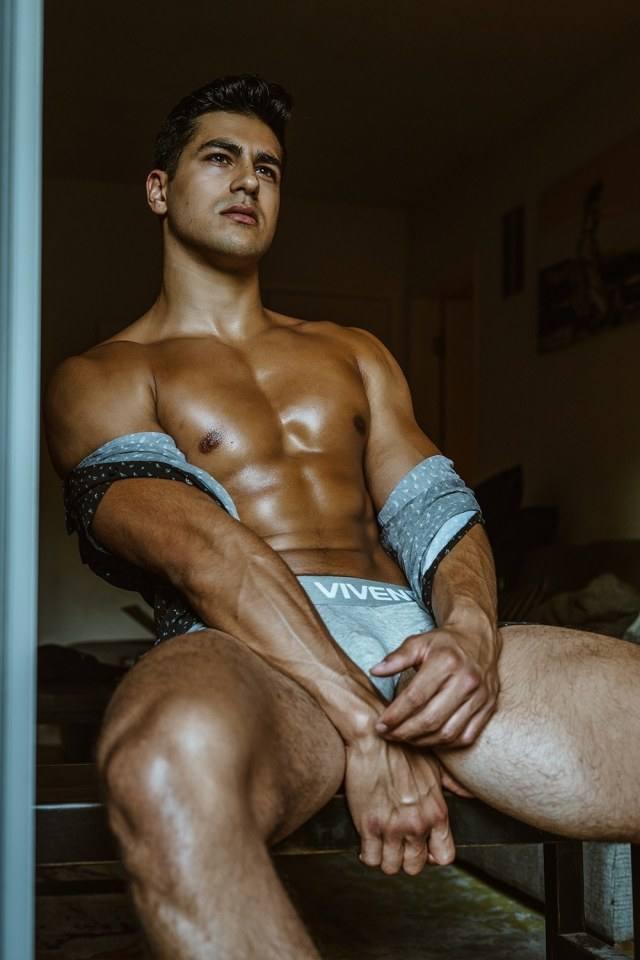 Hit men in underwear 465