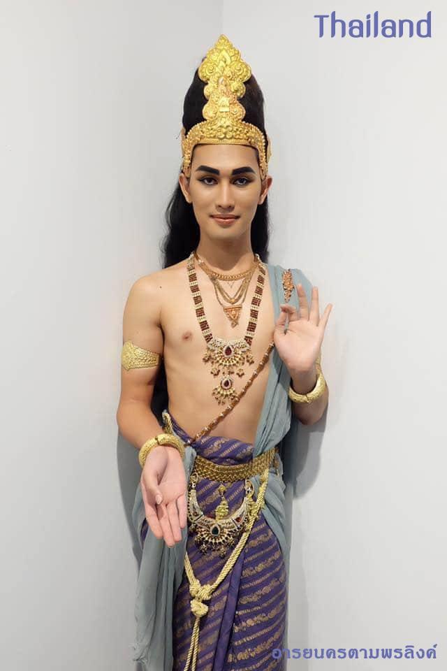 Thai Dance 🇹🇭 | อารยนครตามพรลิงค์ ( ताम्ब्रलिङ्ग)