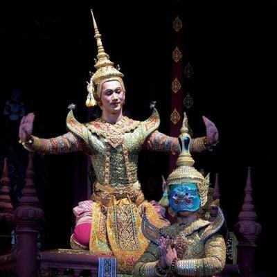 โขนพระราชทาน๒๕๖๑ พิเภกสวามิพักดิ์ | Khon masked dance drama in Thailand 🇹🇭