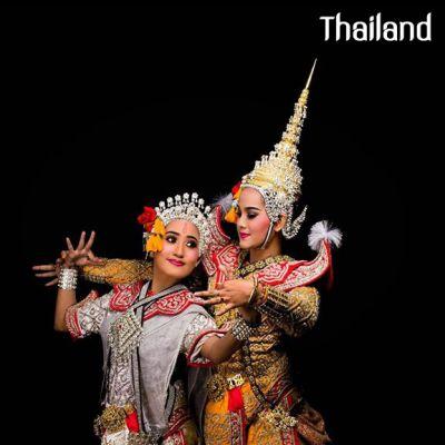 Thailand 🇹🇭   Thai dance: นาฏศิลป์ไทย
