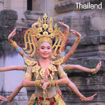 Thailand 🇹🇭   Phimai historical park performance