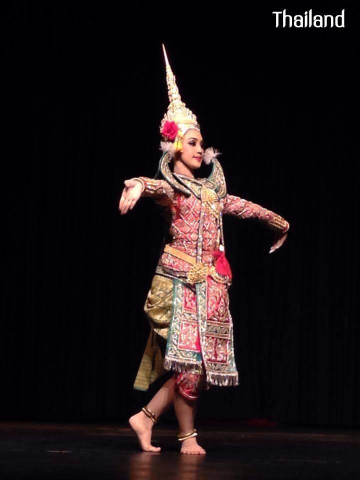 Thailand🇹🇭   Thai dance: นาฏศิลป์ไทย