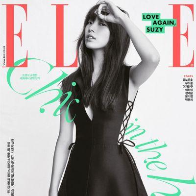 Suzy @ Elle Korea August 2020