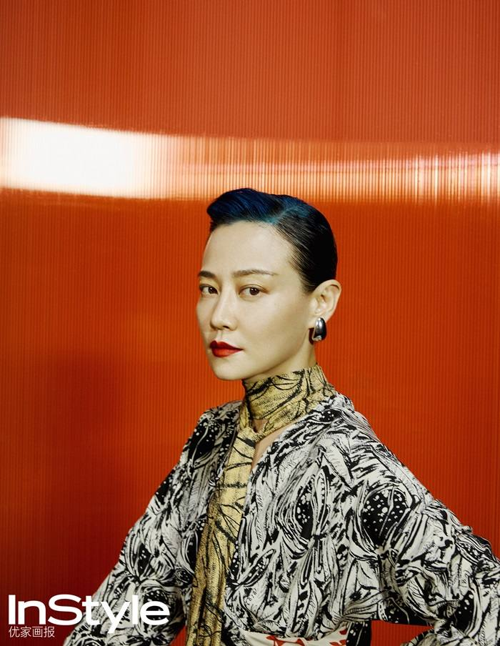 Tan Zhuo @ InStyle China August 2020