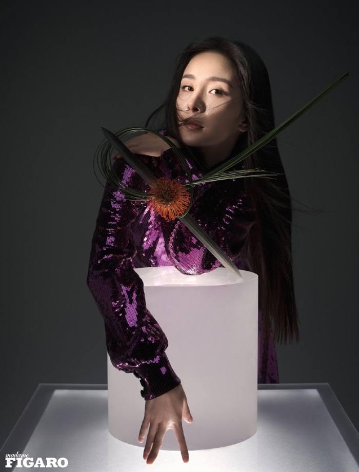 Yang Mi @ Madame Figaro China August 2020