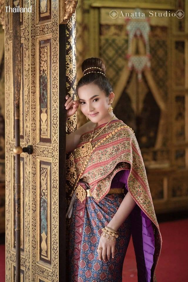 Thailand 🇹🇭 | Thai costume of Ayutthaya kingdom