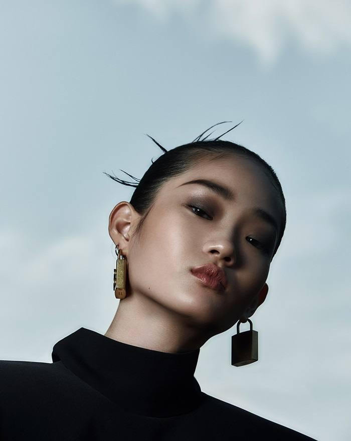 Hyun Ji Shin @ Marie Claire Korea August 2020