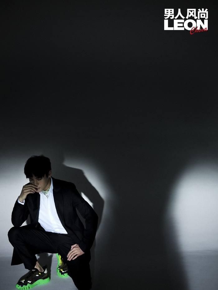Wang Kai @ LEON China August 2020