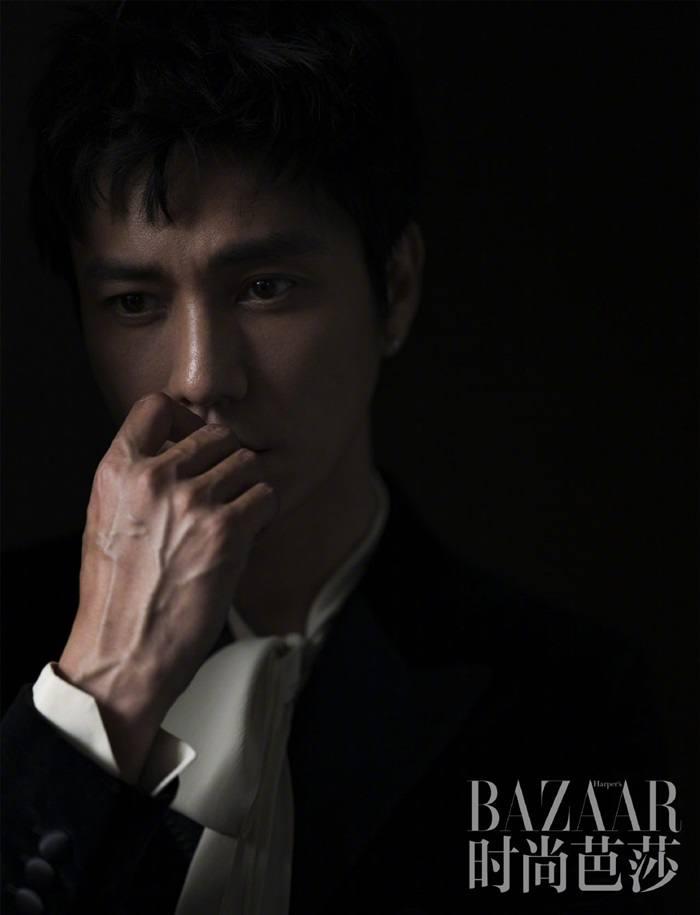 Chen Kun @ Harper's Bazaar China September 2020