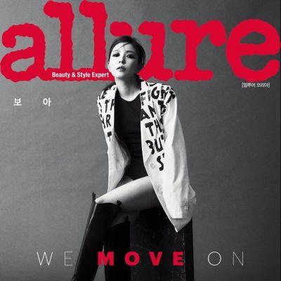 BoA @ Allure Korea August 2020