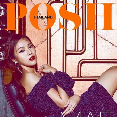 เม-นิศาชล @ POSH Magazine Thailand