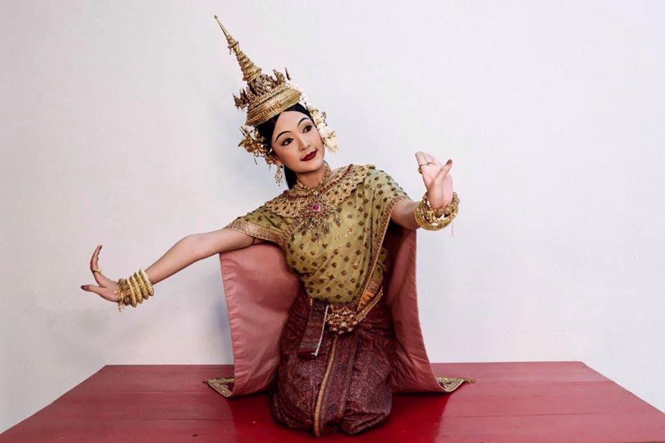 "Thailand 🇹🇭 | ""ไพจิตราสูร"" Khon masked dance drama in Thailand"