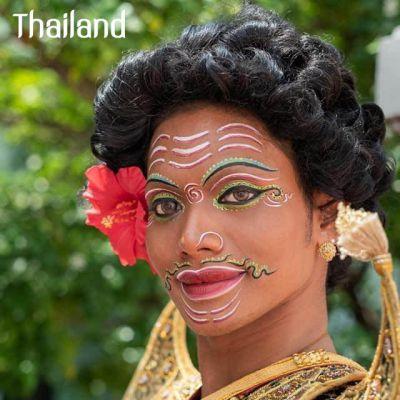 Thailand 🇹🇭 |  สังข์ทอง  Thai performance art