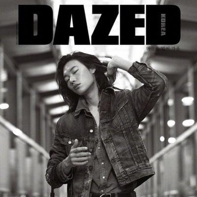 Ryu Jun Yeol @ Dazed Korea September 2020