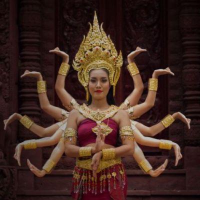 THAI APSARA | Thailand 🇹🇭 - อัปสร