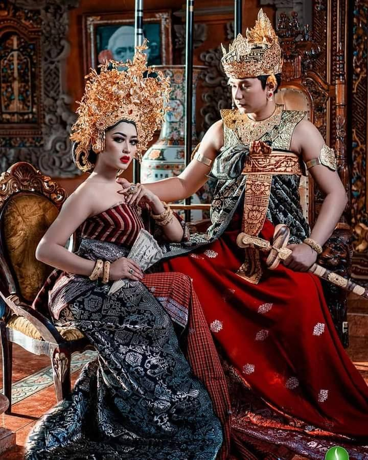 Indonesia 🇮🇩 traditional outfit