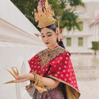 THAILAND 🇹🇭 | Thai Dance, Thai Performance Art: นาฏศิลป์ไทย