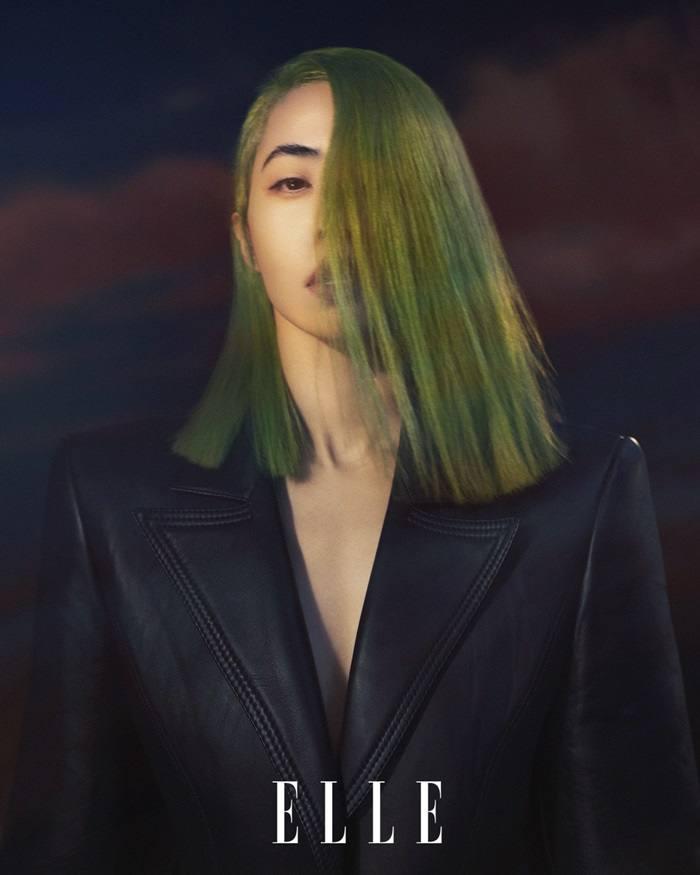 JolinTsai @ ELLE Taiwan September 2020